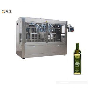 CE ISO 500 มิลลิลิตร -50000 มิลลิลิตรปาล์มเนยดอกทานตะวันเมล็ดงาน้ำมันมะพร้าวเครื่องบรรจุน้ำมันปาล์มเครื่องบรรจุ